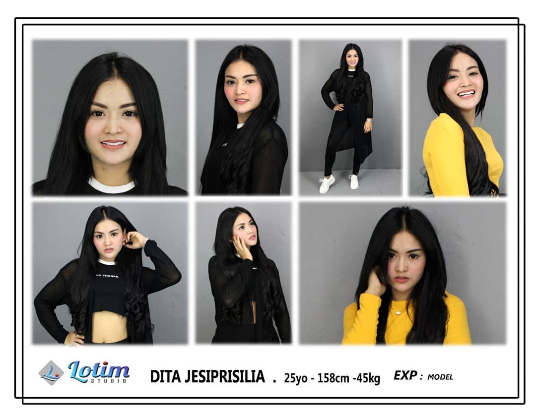 Profile Dita Jesiprisilia Alumni Lotim Management Talent
