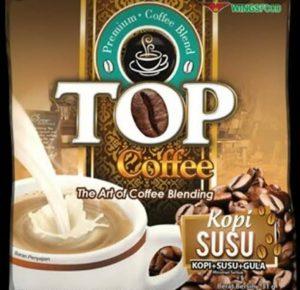 Iklan Topcoffee mei 2020
